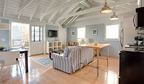 two bedroom cottage harbor view nantucket lodging the cottages lofts at the boat basin
