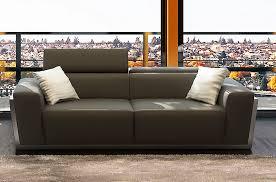 canape en cuir canapé 3 places 2 places fauteuil en cuir luxe italien vachette