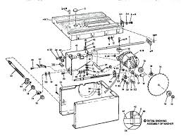 sears 10 table saw parts craftsman table saw parts manual craftsman 10 table saw parts list