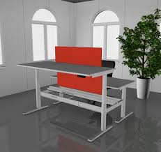 Sit To Stand Desks by Tidal H Sit To Stand Desk Office Furniture Europlan