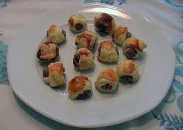 la cuisine de mamy feuilletés aux merguez et mini saucisses par mamy