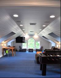 attic game room wow larger than some apartments