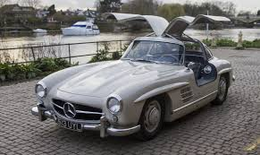 1955 mercedes benz 300 sl gullwing coys of kensington