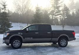 truck nissan titan review 2016 nissan titan xd fills the empty space in the middle