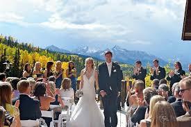 wedding venues colorado best wedding venues in telluride telluride