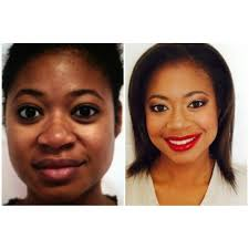 airbrush makeup for black skin airbrush makeup to correct uneven skin tone for woman with color