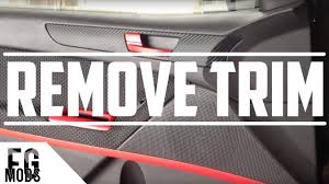 Ford Falcon Xr6 Interior How To Remove Ford Fg Interior Trim Youtube