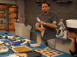 emission de cuisine sur m6 abdelkarim du meilleur pâtissier m6 était au labo culinaire le