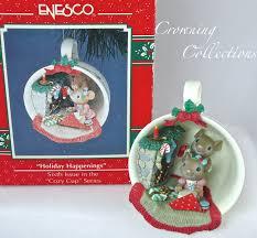 enesco cozy cup happenings mice treasury of