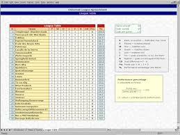 Segunda Division Table Table Png