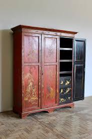armoire bureau 1920s chinoiserie lacquer wardrobe armoire bureau