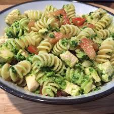 emom 15 workout and lemon garlic pesto pasta salad wrecking routine