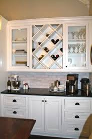 built in wine bar cabinets dry bar idea kitchen ideas pinterest dry bars bar and basements
