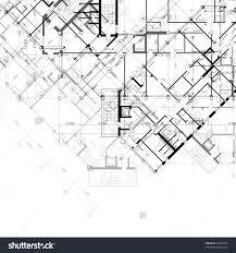 Architectural Building Plans Crafty Inspiration 15 Building Plans Vector House Plan