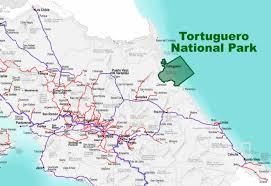 Colorado Tourism Map by Tortuguero Location Jpg