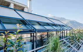 Pergola Coverings For Rain by Pergola Terrace Awnings Stobag Sonnen Und Wetterschutz
