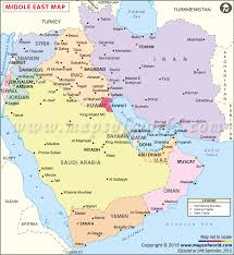 middle east map with countries middle east map map of the middle east countries