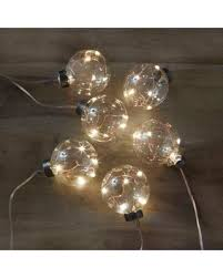 copper globe string lights get the deal loft living 10 copper bulb led string lights multi