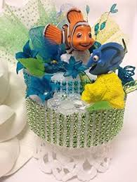 Finding Nemo Centerpieces by Finding Nemo Centerpiece Disney Nemo Dori Marlin Bloat