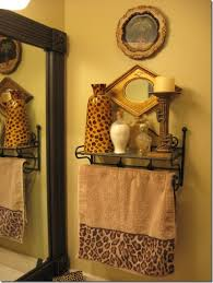Animal Print Bathroom Ideas Catchy Leopard Bathroom Ideas With Animal Bathroom Decor Genwitch