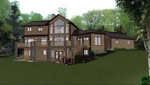 outstanding side load garage house plans bacuku