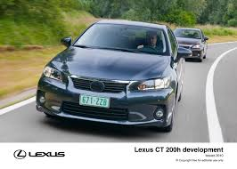 lexus uk ct200h lexus ct 200h engineered for sporty handling as well as full