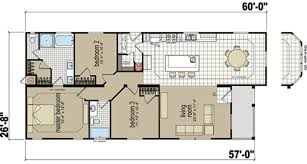 Jacobsen Mobile Home Floor Plans by Simple Manufactured Homes Floor Plans Furniture Tlc Intended
