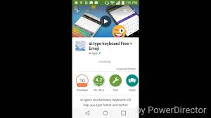 how to get a custom keyboard android youtube