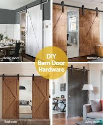 Barn Door Bedroom by 4m Sliding Barn Door Hardware Track Set Home Office Bedroom