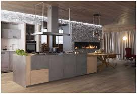 cuisine bois et metal 10 inspirant architecte cuisine intérieur de la maison