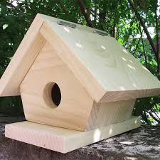 Simple Wood Projects For Beginners by Simple Birdhouse Woodworking Plan By Sawtooth Ideas Jeremy