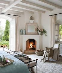 coutntry style design ideas for corner fireplaces corner