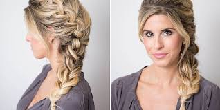 hairstle longer in front than in back 17 braided hairstyles with gifs how to do every type of braid
