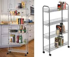 Slim Kitchen Cabinet by Pantry Cabinet Slim Pantry Cabinet With Small Space Solution