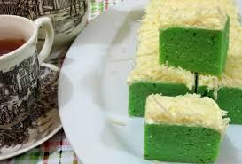 cara membuat bolu kukus empuk dan enak resep sponge cake kukus rasa pandan enak dan lembut masak memasak