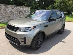 range rover diesel engine update new 2017 land rover discovery ready for chattanooga debut