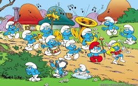 the smurfs the smurfs cartoon wallpapers crazy frankenstein