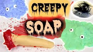 halloween soap molds diy creepy soap for halloween slime monster bloody finger