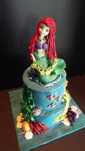 mermaid cakes mermaid cakes and cupcakes be inspired by amazing creations