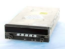 bendix king kns 81 rnav radio 066 4010 10 with tray faa pma