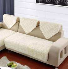 Plush Sofa Cover Compare Prices On Striped Sofa Cover Online Shopping Buy Low