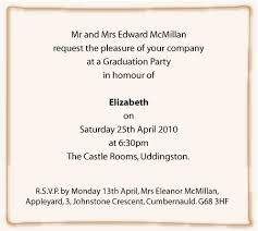 graduation invitation wording wording for and prom invites