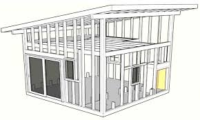 shed style roof house plans shed style roof corglife