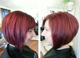 red brown long angled bobs angled bob red hair hair pinterest angled bobs red hair and bobs