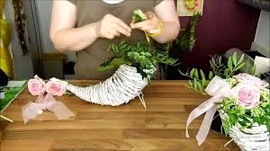 blumen geschenke zur hochzeit dekorart blumen deko anfertigen frischblumen gesteck