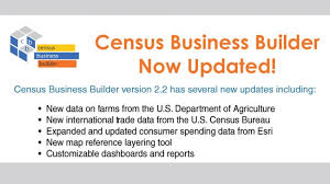 us censu bureau u s census bureau updates its business builder tool here s what s