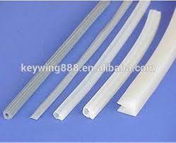 Silicone Shower Door Seal Custom Size Clear Silicone Rubber Shower Door Seal Buy