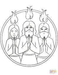 day of pentecost coloring page free printable coloring pages
