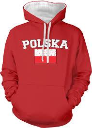 polska country flag sweatshirt polish pride poland flag