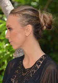 lady neck hair cute easy bun hairstyles for long hair and medium hair